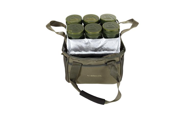 TRAKKER Taška na nástrahy - NXG Bait Bag (25×18×21cm)
