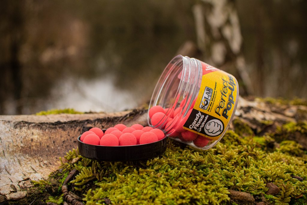 SOLAR Candy Floss Pop-Ups 14 mm 50 g