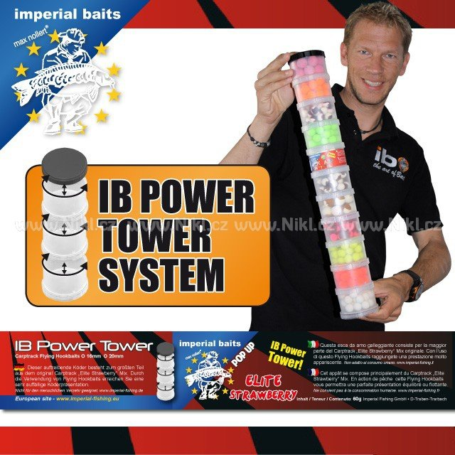 IB Power Tower - Carptrack Flying