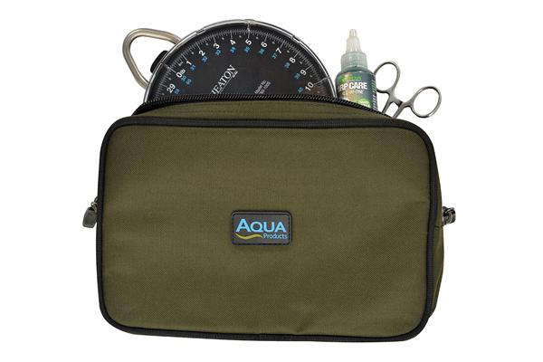 AQUA Obal na váhu - De-Luxe Scale Pouch Black Series