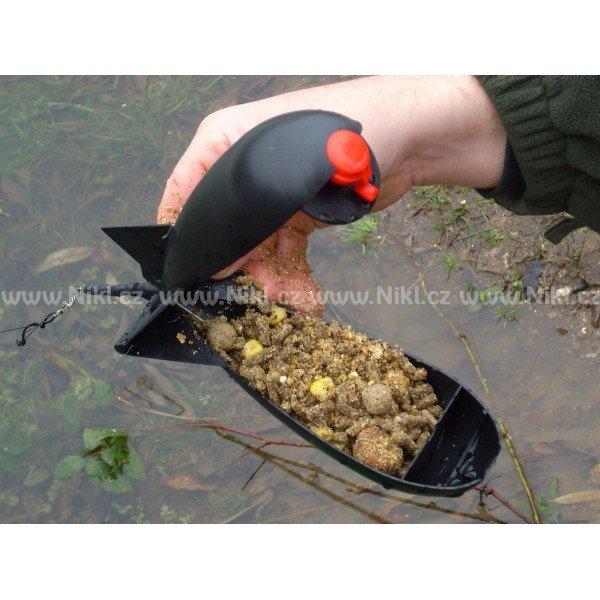 ракета для прикормки рыбы самара