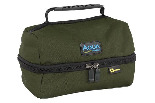 AQUA Púzdro na PVA a bižutériu - XL PVA Pouch Black Series