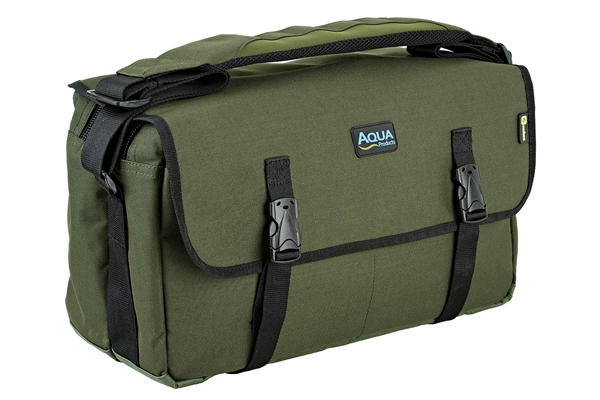 AQUA Univerzálna taška cez rameno - Stalking Bag Black Series