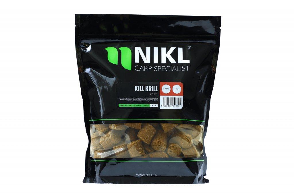 NIKL Pelety Kill Krill - 3mm (1kg)