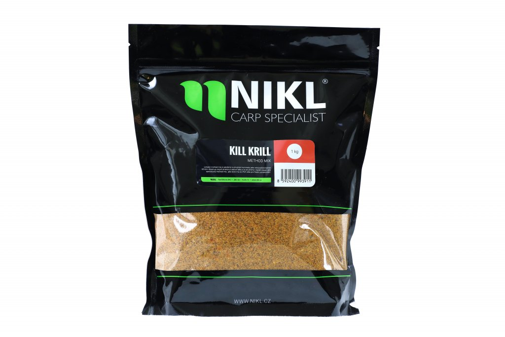 NIKL Method Mix Kill Krill - 1kg