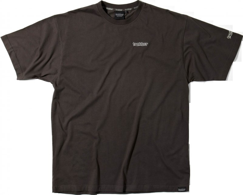Bavlněné tričko Trakker T-Shirt Charcoal