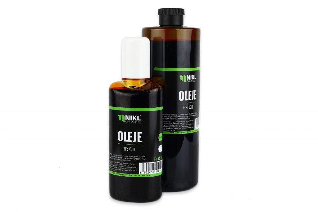 NIKL RR oil - 200 ml (Robin Red)