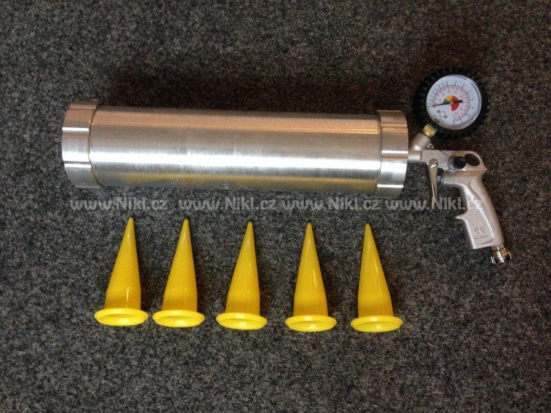 Vzduchová pistole na boilies