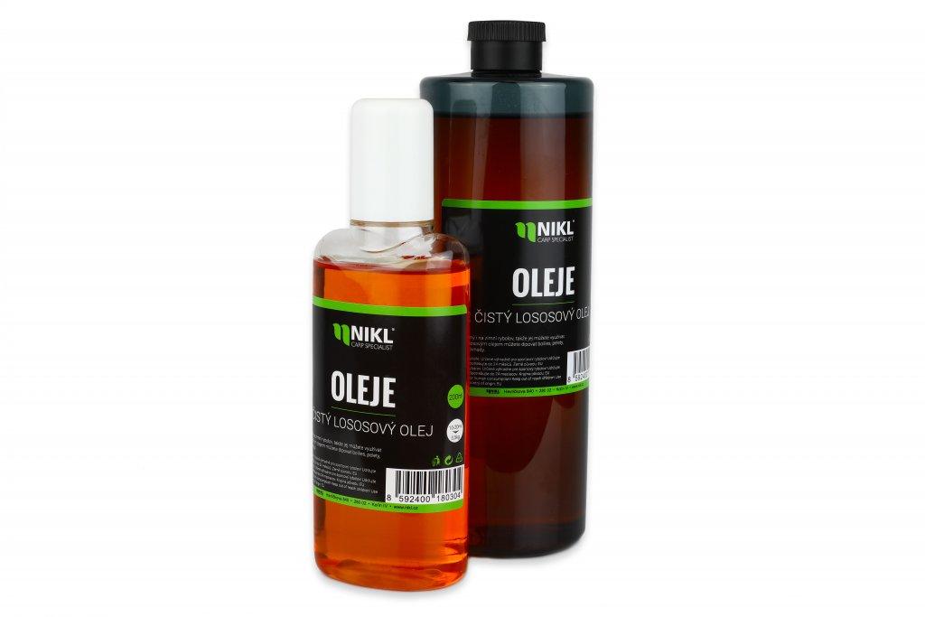 NIKL Čistý lososový olej - 1000 ml