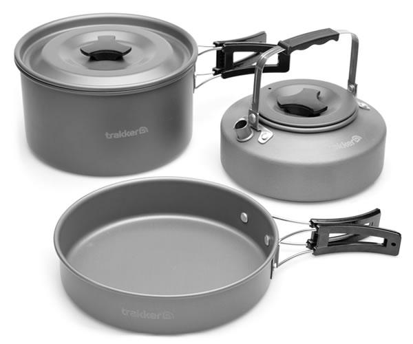 Sada nádobí - Trakker Armo Complete Cookware Set