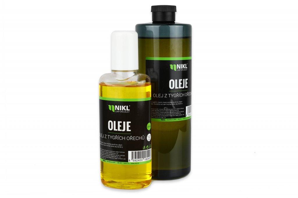 NIKL Olej z tigrích orechov - 500ml