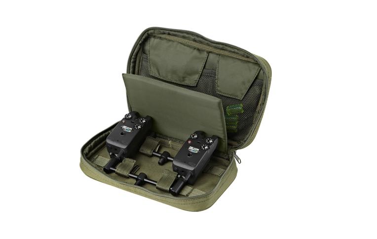 Pouzdro na 2 hrazdy - Trakker NXG 2 Rod Buzzer Bar Bag