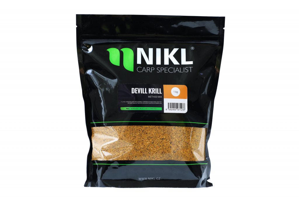 NIKL Method Mix Devill Krill - 1kg