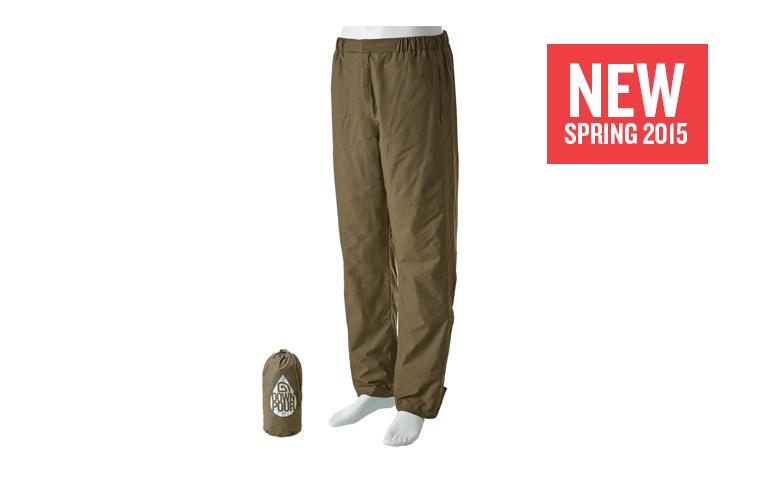 Kalhoty Trakker - DOWNPOUR+  trousers
