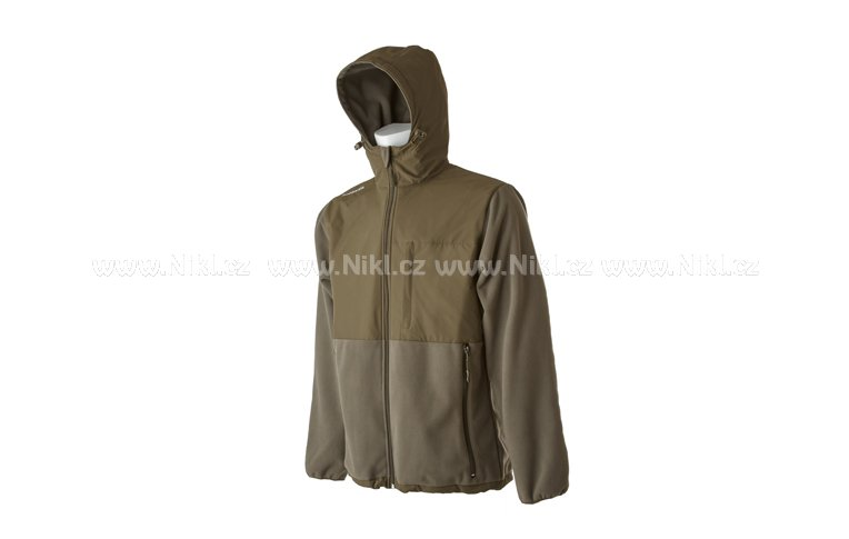 Mikina se zipem - Trakker Polar Fleece Jacket