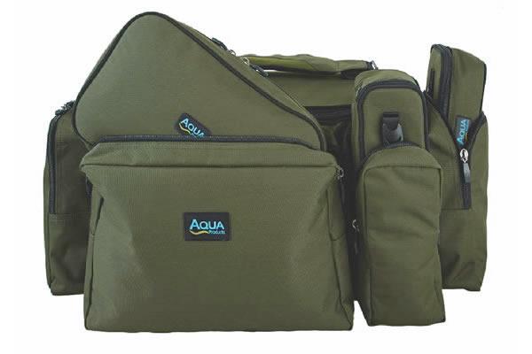 AQUA Taška veľká - Barrow Bag Black Series