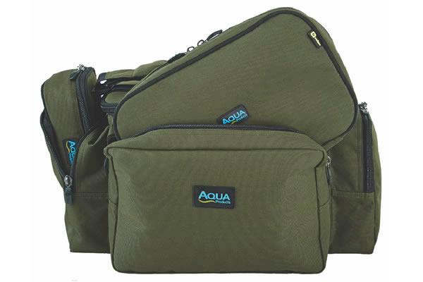 AQUA Taška univerzálna - Small Carryall Black Series
