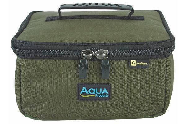AQUA Malá univerzálna taška - Brew Kit Bag Black Series