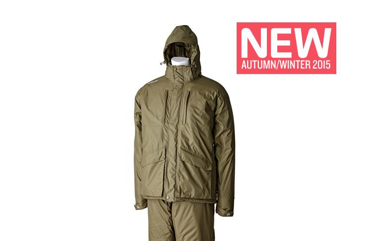 Vodělodolná zimní bunda - Trakker Elements Jacket