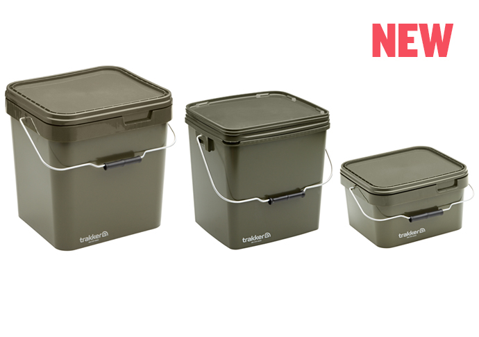Plastový box Trakker - Olive Square Container