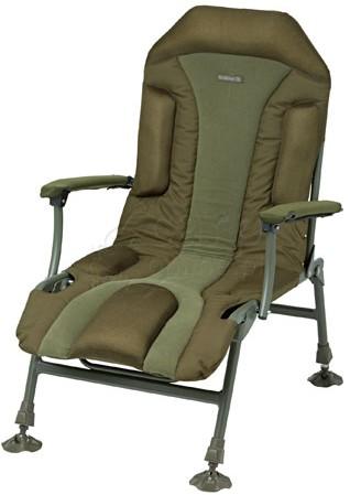 Trakker Křeslo komfortní s područkami - Levelite Long-Back Chair