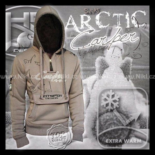 Mikina Hot Spot Design - Carper Arctic - Karel Nikl 5a5c70956e