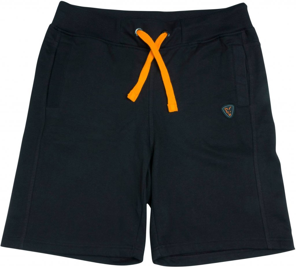 c946f859084 Kraťasy Fox - Black   Orange jogger short - Karel Nikl