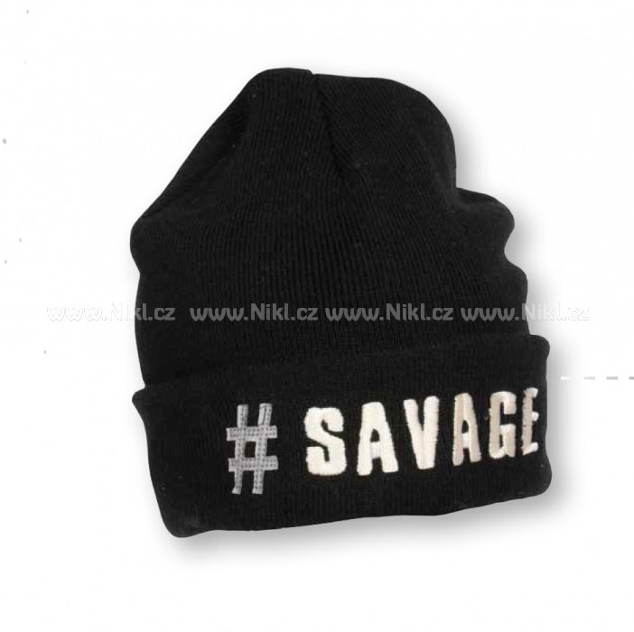 Kulich Savage Gear -  Simply #Savage Beanie