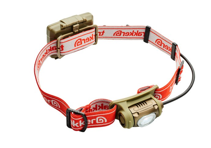 TRAKKER Čelovka - Nitelife L4 Headtorch
