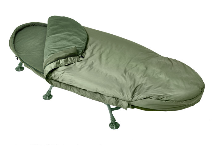 TRAKKER Spacák - Levelite Oval Bed 5 Season Sleeping Bag