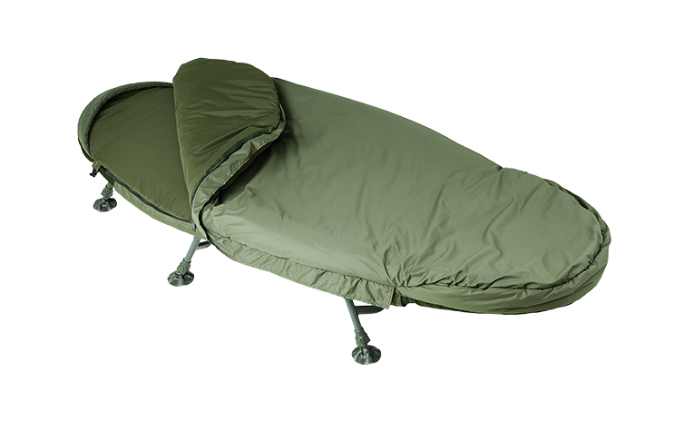 TRAKKER Spacák - Levelite Oval Wide Bed 5 Season Sleeing Bag
