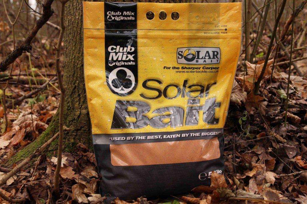 Boilie mix Solar 5kg - base mix