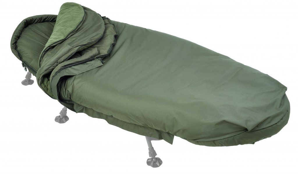 Spacák Trakker - Levelite Oval Bed 365 Sleeping Bag