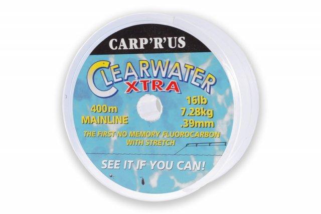 Clearwater XT - fluorocarbon na naviják