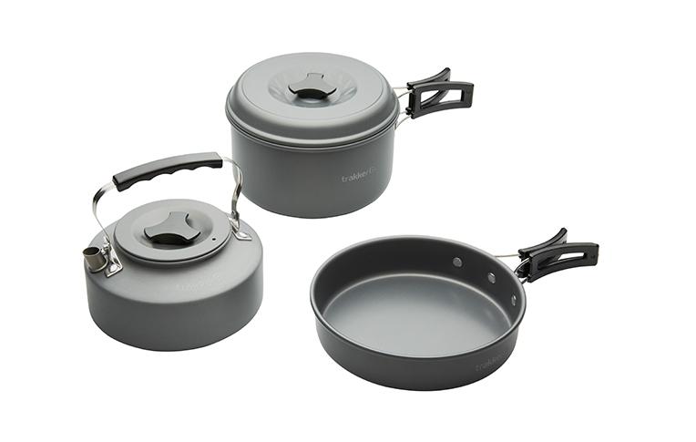 Trakker Sada nádobí - Armolife Complete Cookware Set
