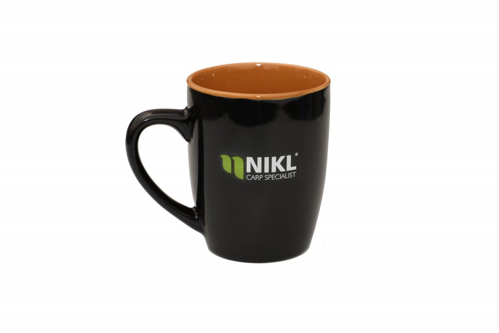 NIKL Hrnček s logom Nikl - 250ml