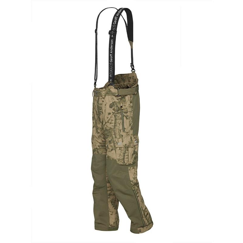 6fae515d794 Kalhoty Geoff Anderson - Urus 5 Pants Leaf (GA Leaf) - Karel Nikl