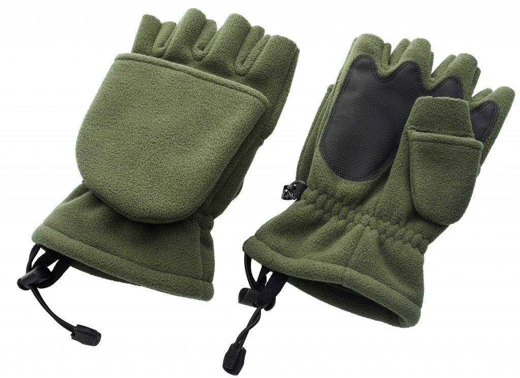 TRAKKER Rukavice Polar Fleece Gloves