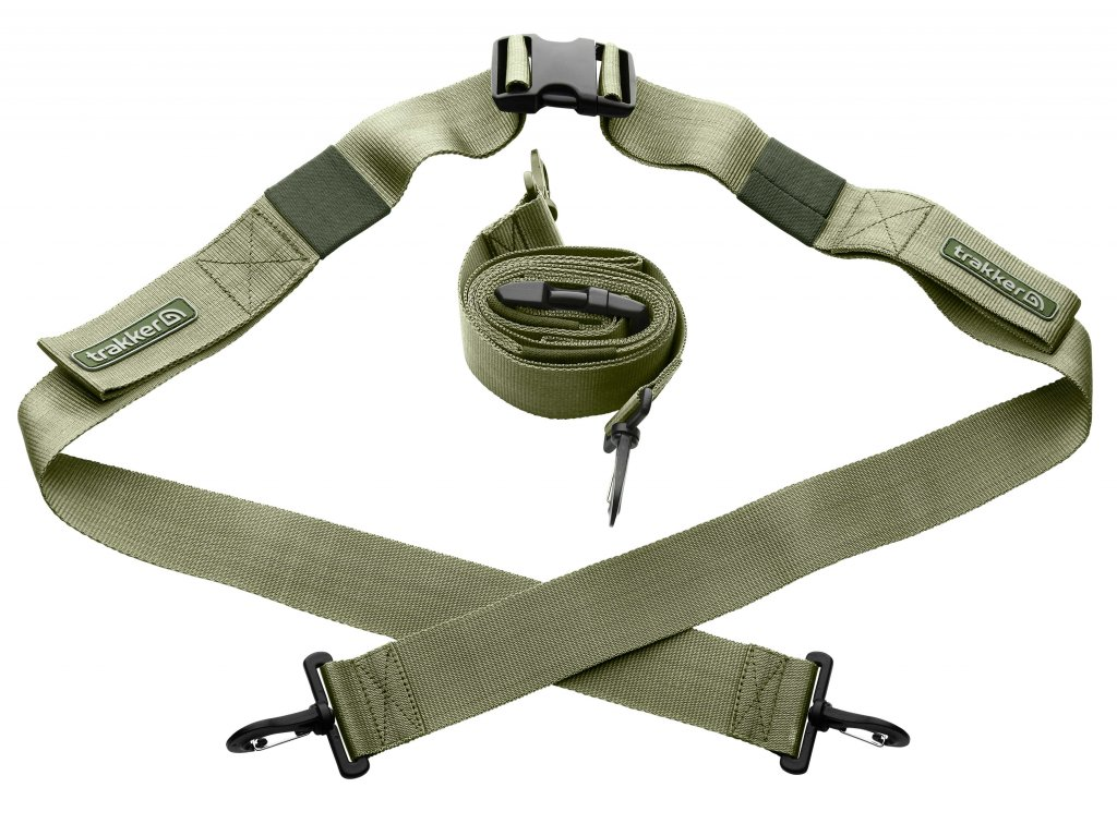 Trakker Popruh-Lock & Load Barrow Straps