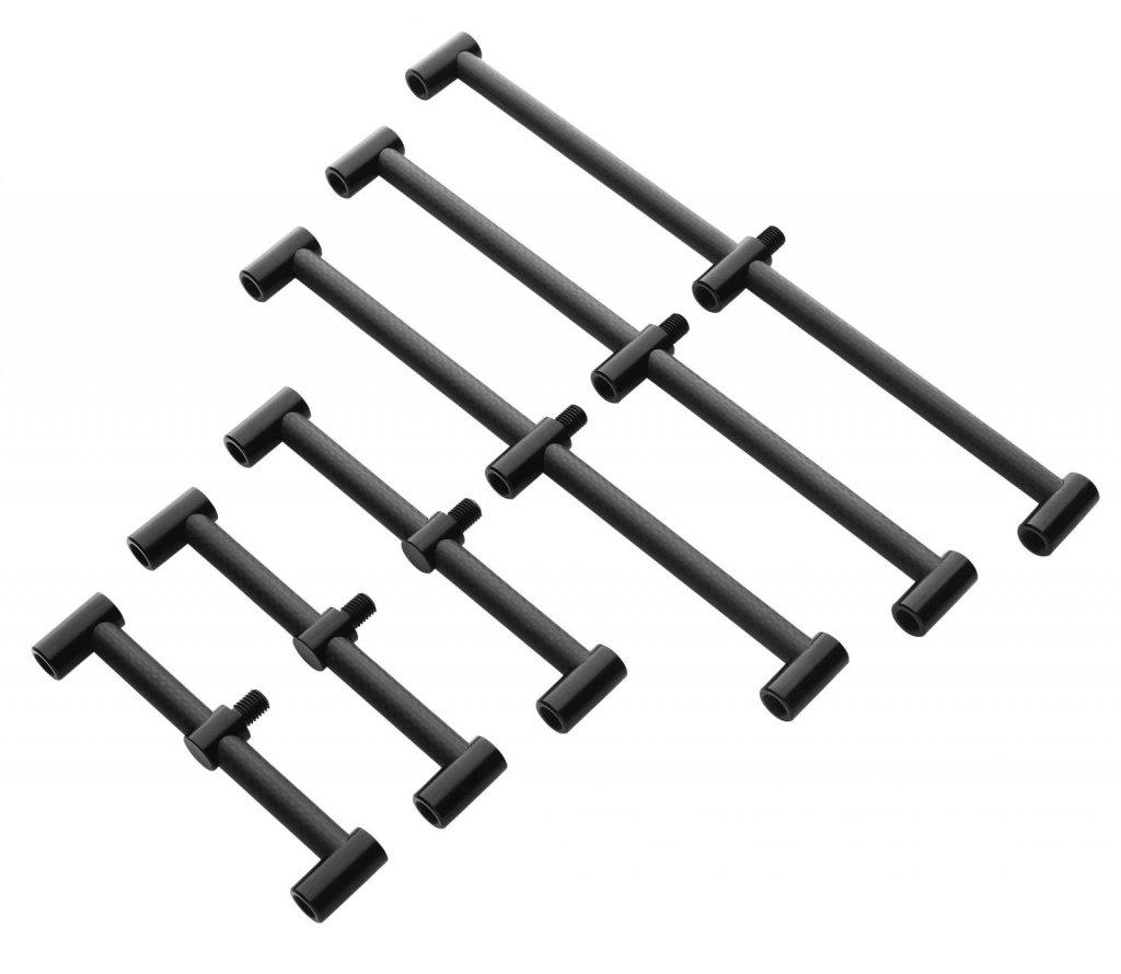 """Cygnet Hrazda na 3 pruty-3 Rod Carbon Buzzer Bar- 12,5"""""""