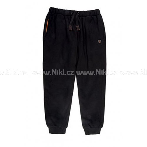 f1639695af7 Tepláky - Fox Black Orange Heavy Lined Joggers - L - Karel Nikl