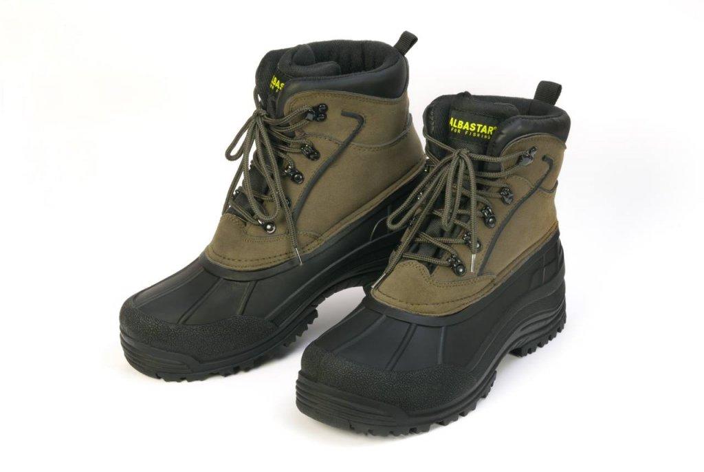Zimní kotníková obuv ALBASTAR zeleno černá - Karel Nikl 91714e00da8