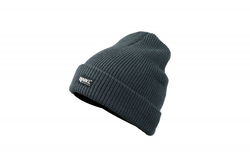 NIKL Zimná čiapka - Basic Black (Čierna)