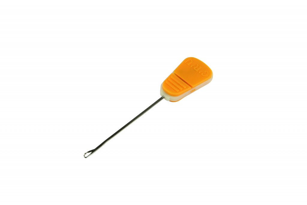 Boilie jehla CRU/Baiting needle – Original ratchet needle – Orange