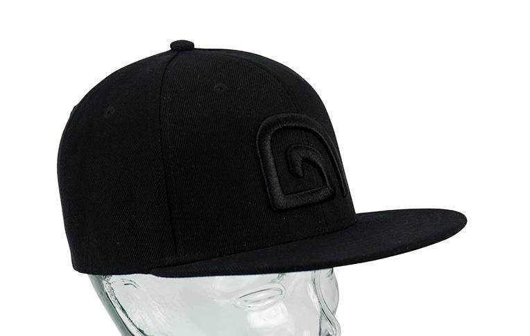 TRAKKER Šiltovka - Blackout Cap