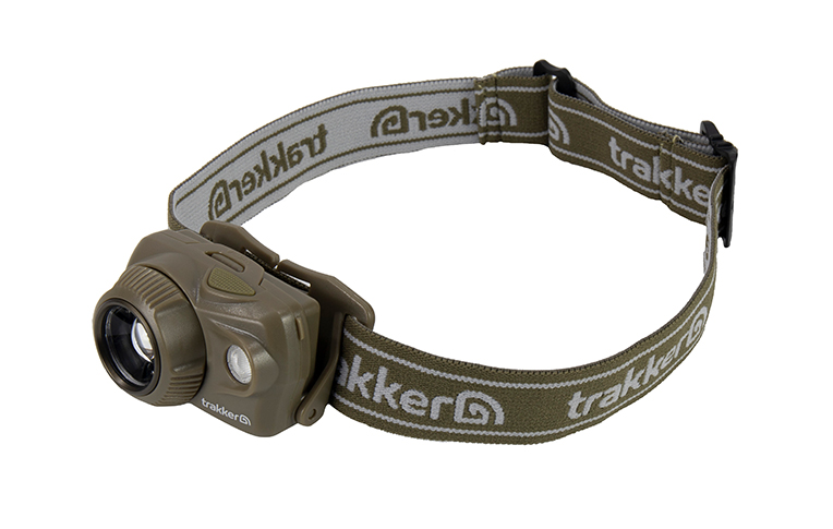 TRAKKER Čelovka - Nitelife Headtorch 580 Zoom