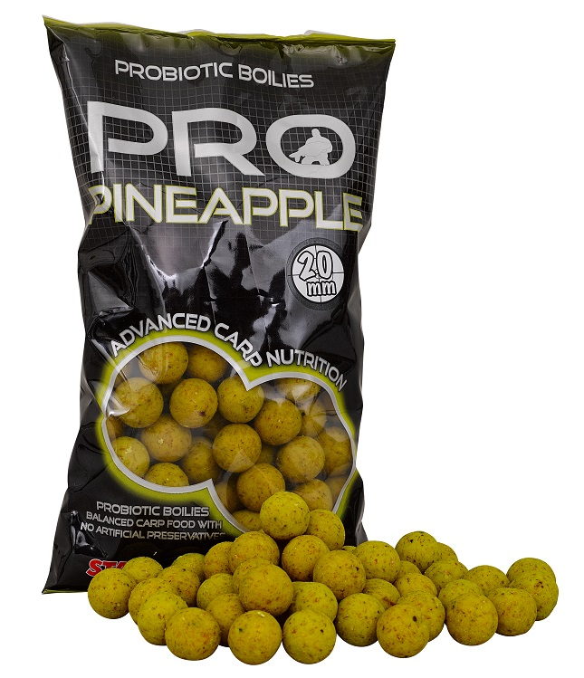 Boilies Starbaits - Probiotic Pineapple