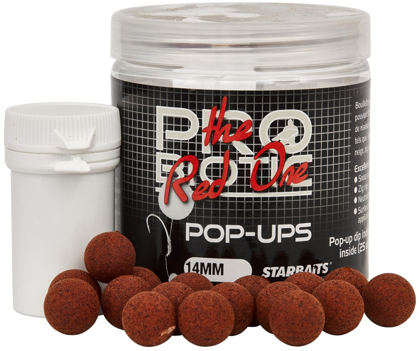 Pop Up Starbaits - Probiotic Red One