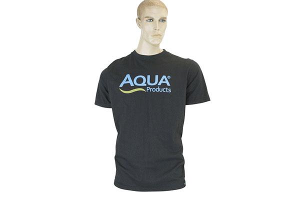 AQUA Tričko - Classic T-Shirt - L