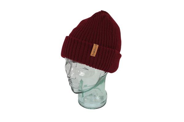 TRAKKER Zimná čiapka - Plum Beanie